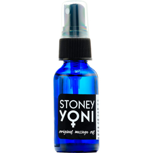 stoney yoni topical intimate cannabis oil