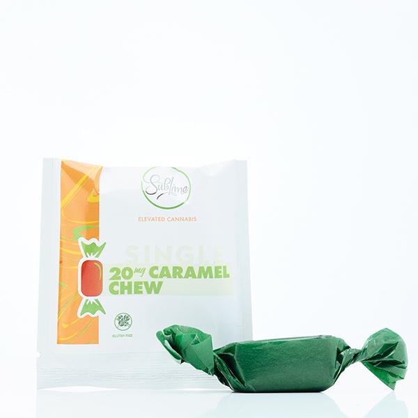 Caramel Chew Single