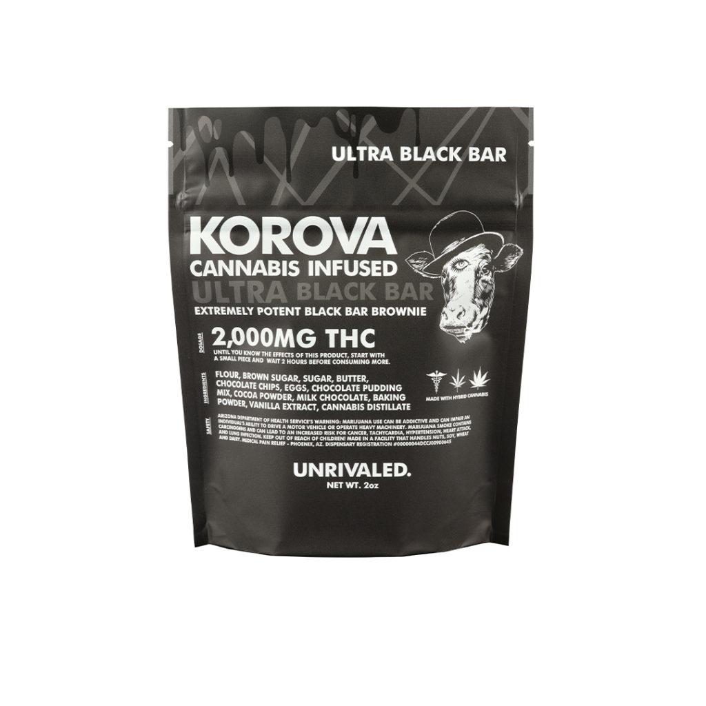 Ultra Black Bar